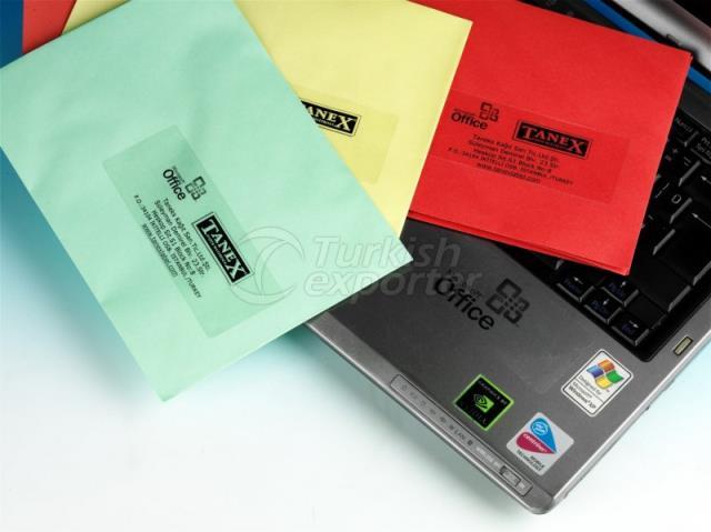 Transparent Color Labels