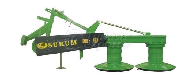 SM 145 - ROTARY DRUM MOWER