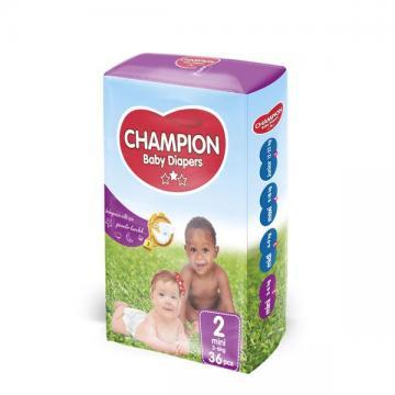 CHAMPION BABY DIAPER
