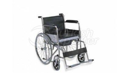 Fauteuil roulant pliable paralysé