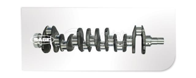 Komatsu S6d 105 Crankshafts - SG4301