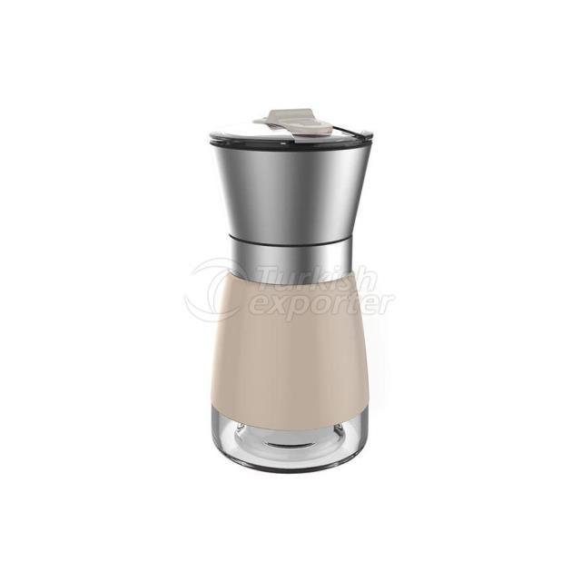 Emsen Verne Pepper Mill Cream