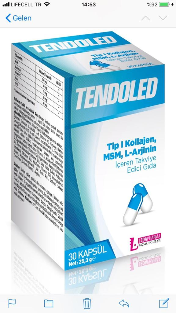 tendoled