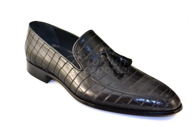 3614-2 Chaussures noires