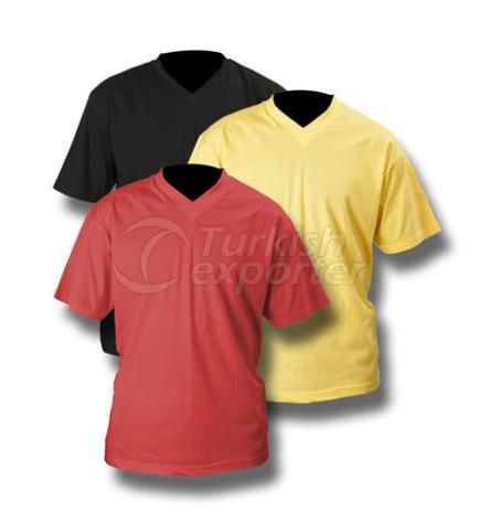 Tişört V Yaka