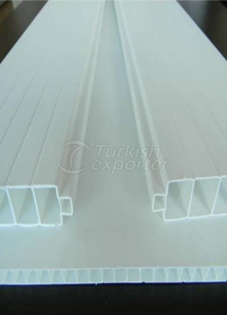 Pvc Paneling and Angle