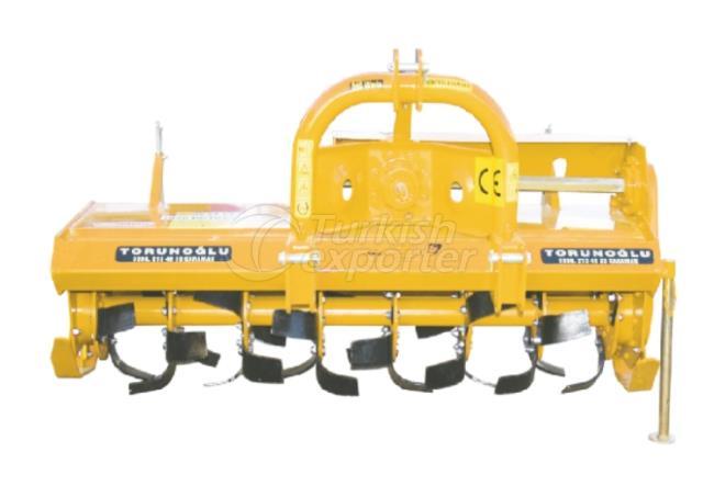 Mekanik Rotovatör TMR