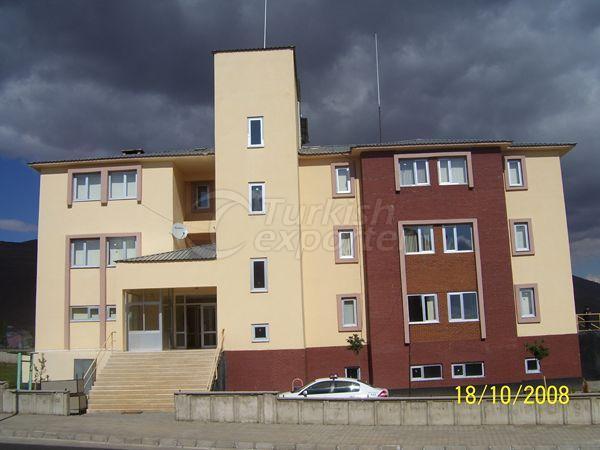 TOKI Disaster Housing and Social Facilities