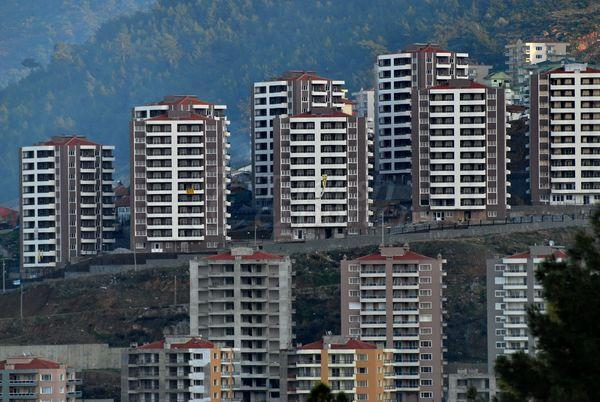 Uzunyayla Izmir Buildings
