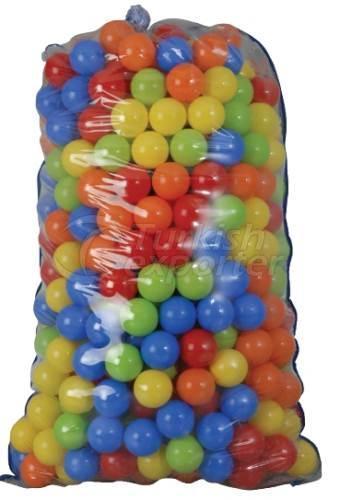 Play Pool Balls 500 Pieces