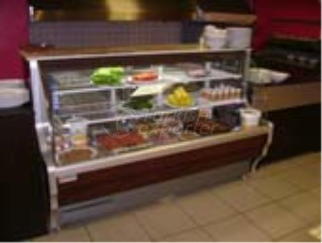 Refrigerator with Storage