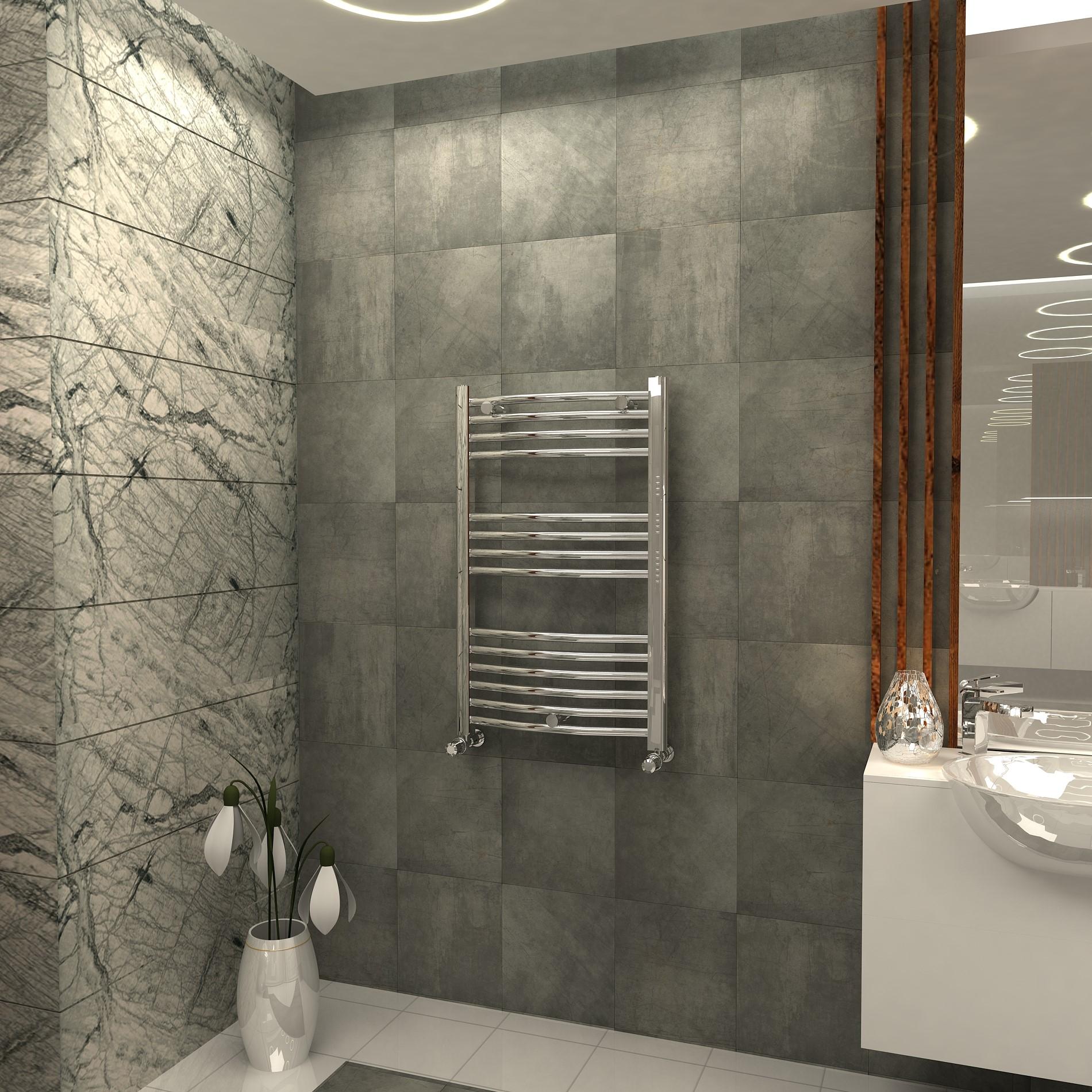 Towel Rails Oval