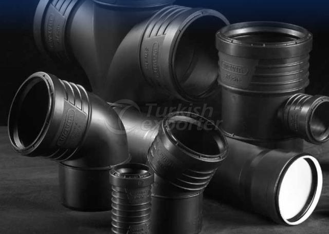 SiTech+ and Sitech B1 Pipe Systems