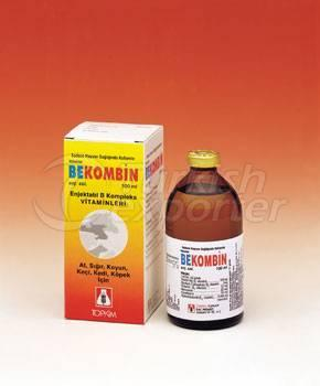 Vitamin Products Bekombin