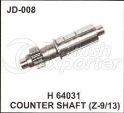 Counter Shaft - John Deere JD-008