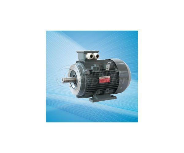 محركات كهربائية الومنيوم