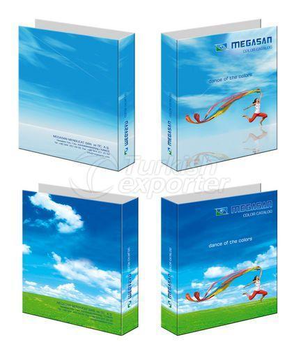 Megasan Fabric Catalogue