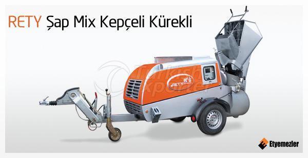 Alum Mixer