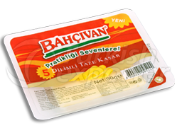 Sliced Kashkaval Cheeses