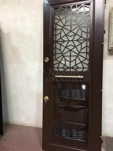 special steel door 1