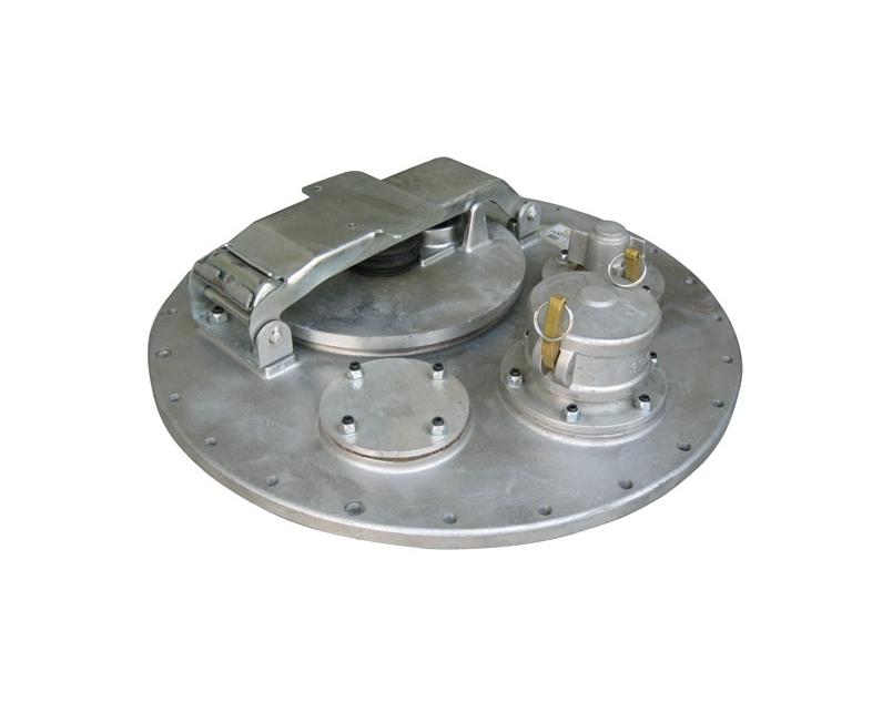 Aluminum Casting Manhole Cover