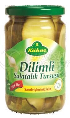 Kuhne Sliced Pickle