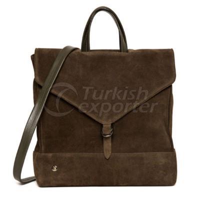 Men Travel Backpack Brown FLUME Weekender