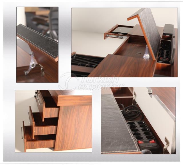 Исполнительный стол Kral