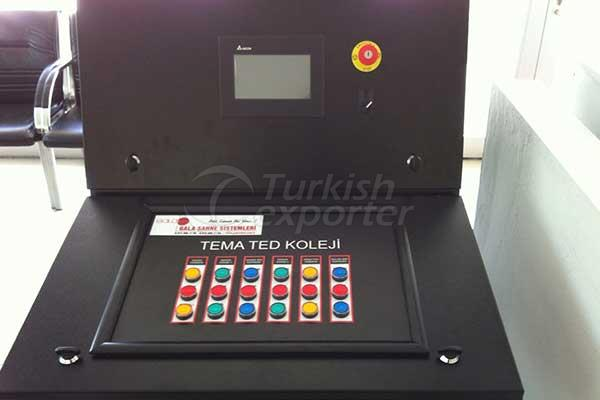 Control and Automation System