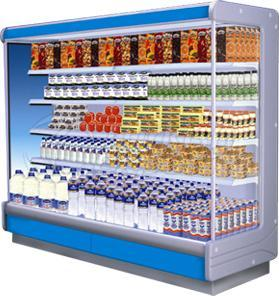 Dairy Products Showcases