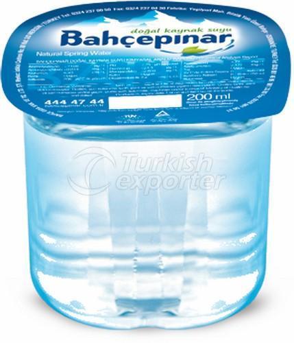 Água Natural Primavera 200 ml