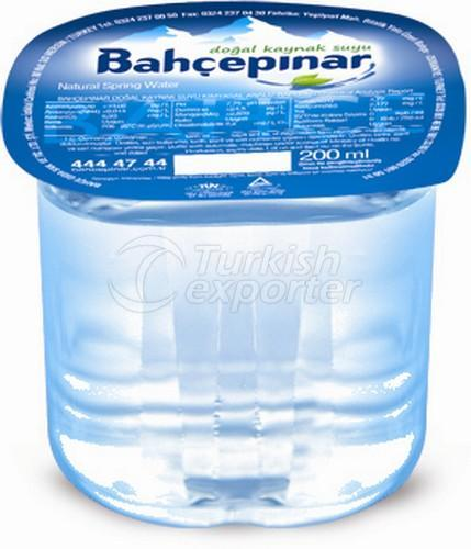 Água de nascente natural 250 ml
