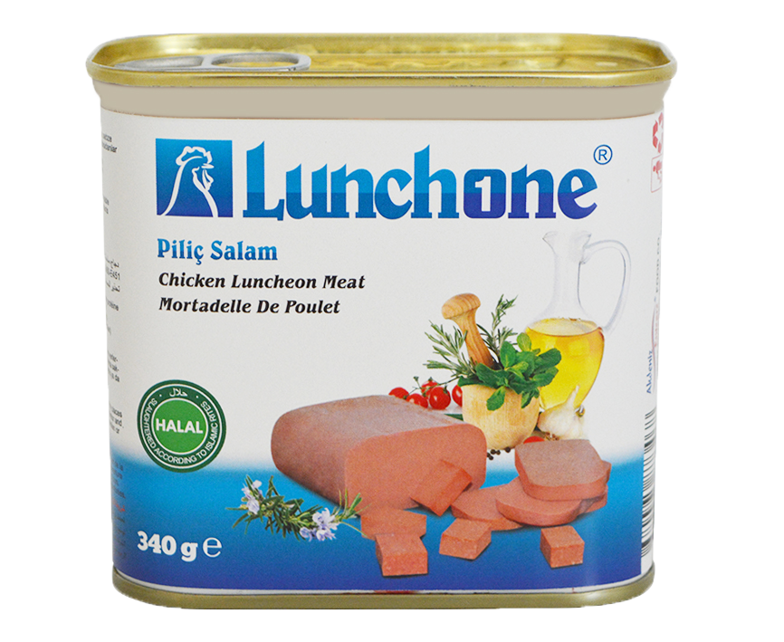 Lunchone Square Chicken Canned