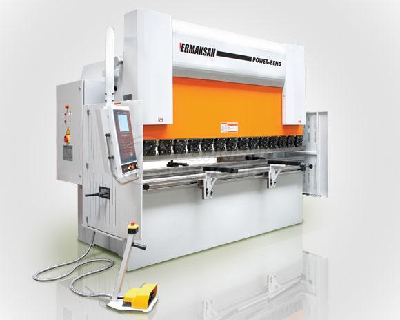 Service de presse plieuse CNC
