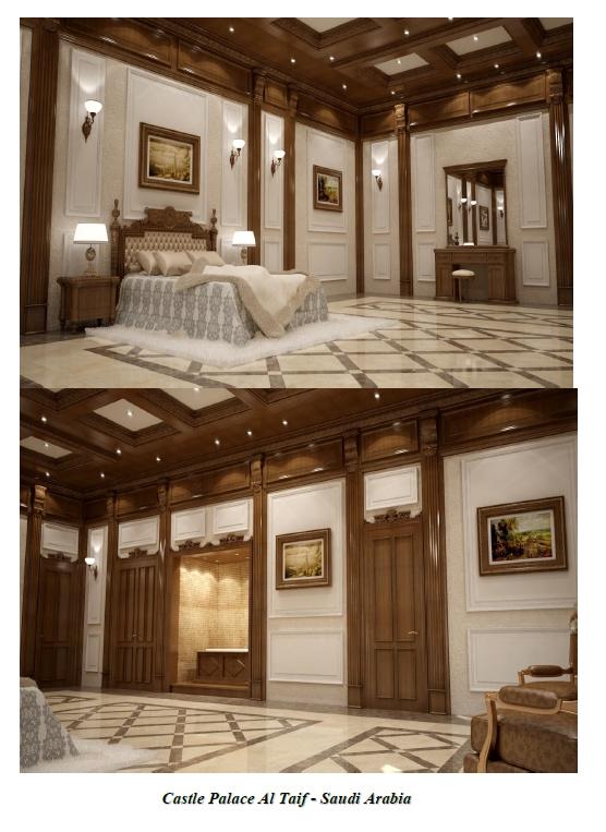 Castle Palace Al Taif - Saudi Arabia