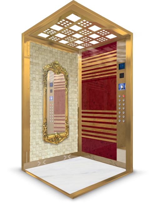 Elevator Cabin ASL-1023