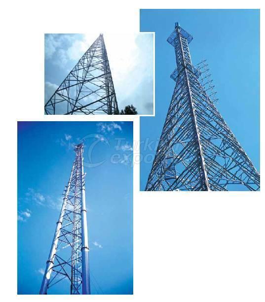 أبراج الاتصالات
