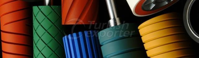 Polyurethane Roller Grinding and Surface Finishing Forms