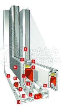 Erpen PVC Window Comfortline