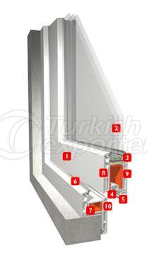 Erpen PVC Window Smartline Classic