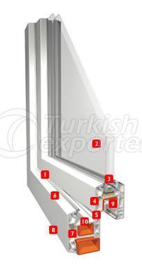 Erpen PVC Window Smartline Symbol