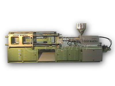 250 GR Large Tie Bar Injection Machine