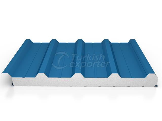 ROOF PANEL 5 RIBS/EPS