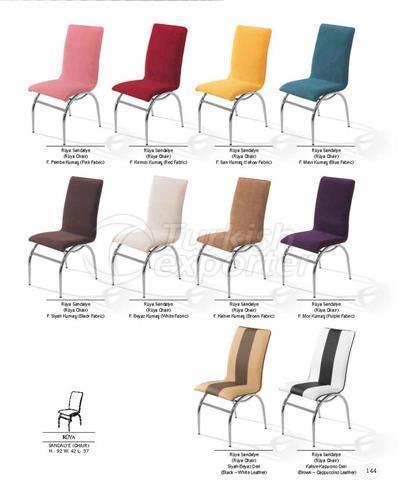 Sandalyeler Rüya