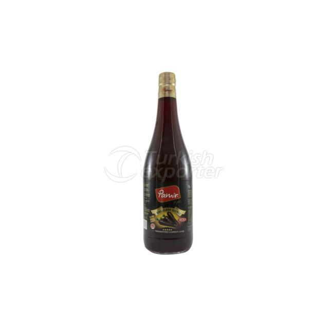 Turnip Juice Hot 1 L Glass Bottle