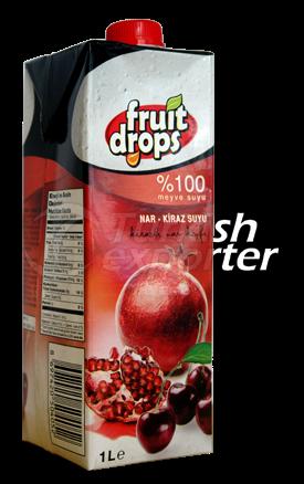 Гранатовый сок- Черри нектары