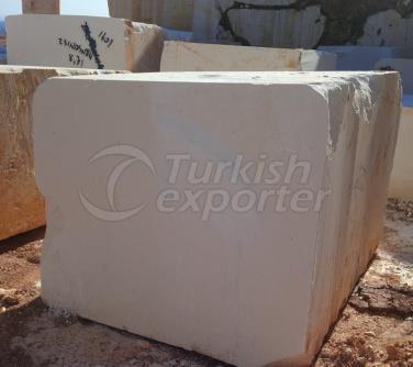 Limestone Klasik  Blok Mermer