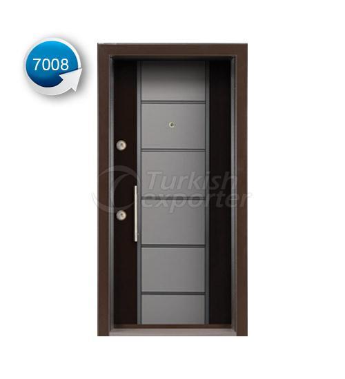 Çelik Kapı Zenth 7008