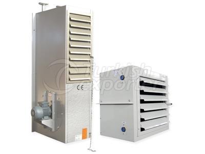 Unit Heaters URSC-UASC