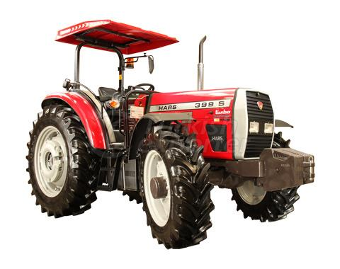 399 S 4 WD Tractor
